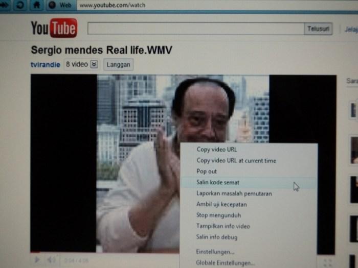 Cara Pasang Video Youtube di Blog WordPress