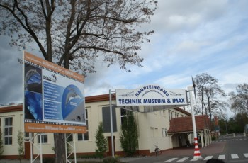 Welcome to the Technik MUSEUM SPEYER, Germany