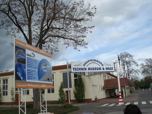 Jalan-jalan Ke Museum Tehnik Speyer