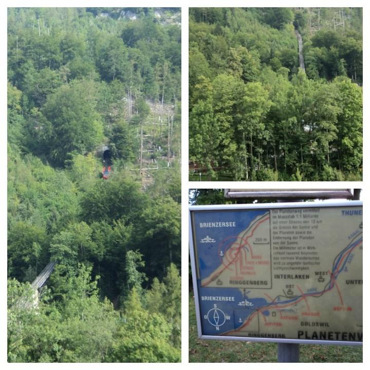Interlaken Swiss. Lain kali Harus dicoba nih Naik Kereta Api Mendaki ke Gunung