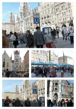 Ramainya Marienplatz, München 05