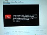 Celine Dion kamu penyanyi favoritku tapi di Jerman ribet ga bisa bebas melihat videomu
