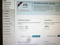 Akhirnya Blogku Punya Domain Sendiri