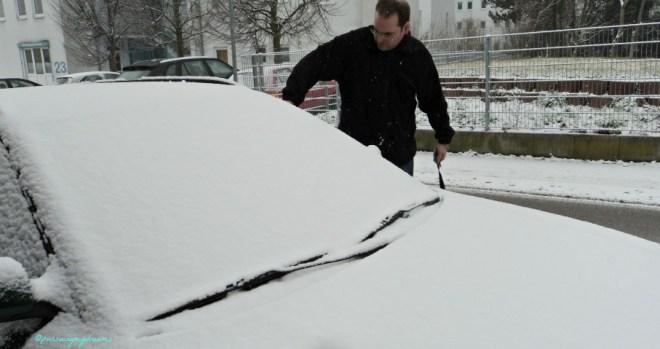 Harus Bersihkan Mobil dulu ya