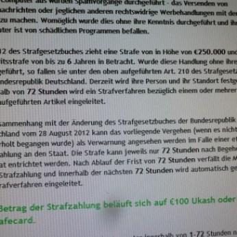 Gilaa Dendanya 250.000 EUR kali Rp.12.000 Goyang Pohon Duit dimana