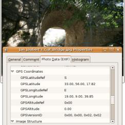 Contoh Informasi Geotagging