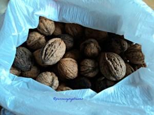 Pantas Dus Paket Berat ada Bonusnya Kacang Almond, di Jerman namanya Mandel