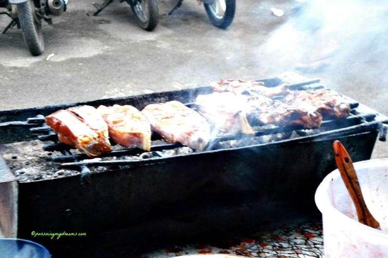 Ikan bakarnya lezatt banget