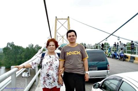 Mama dan Adikku