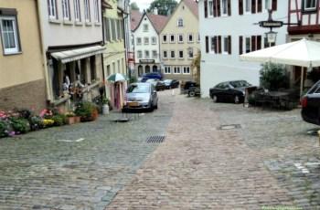 Kota Tua Bad Wimpfen Jerman