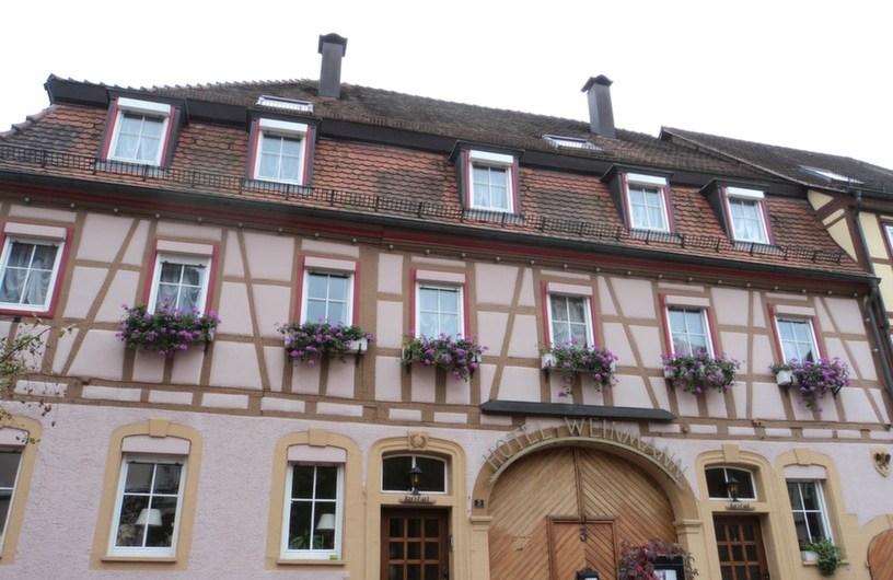 Indahnya Kota Tua Bad Wimpfen