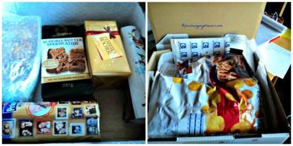 Paket buat Kiarra and Galen