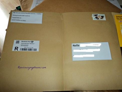 Dokumen untuk Lapor diri ke KBRI bisa kirim melalui pos, gunakan pos tercatat