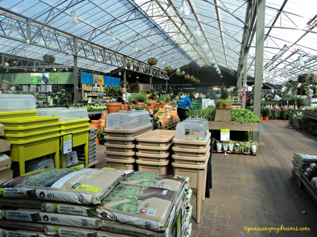 Garten Center di Belanda