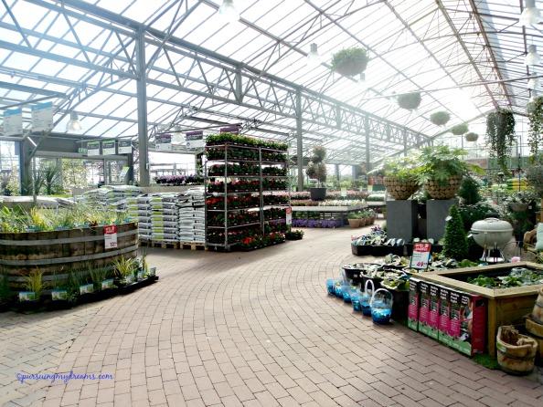 Supermarket tanaman di Belanda