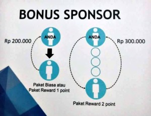 Bonus sponsor Nanospray