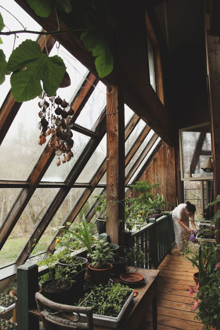 Great greenhouse. sumber foto https://www.pinterest.com/pin/315463148873726436/