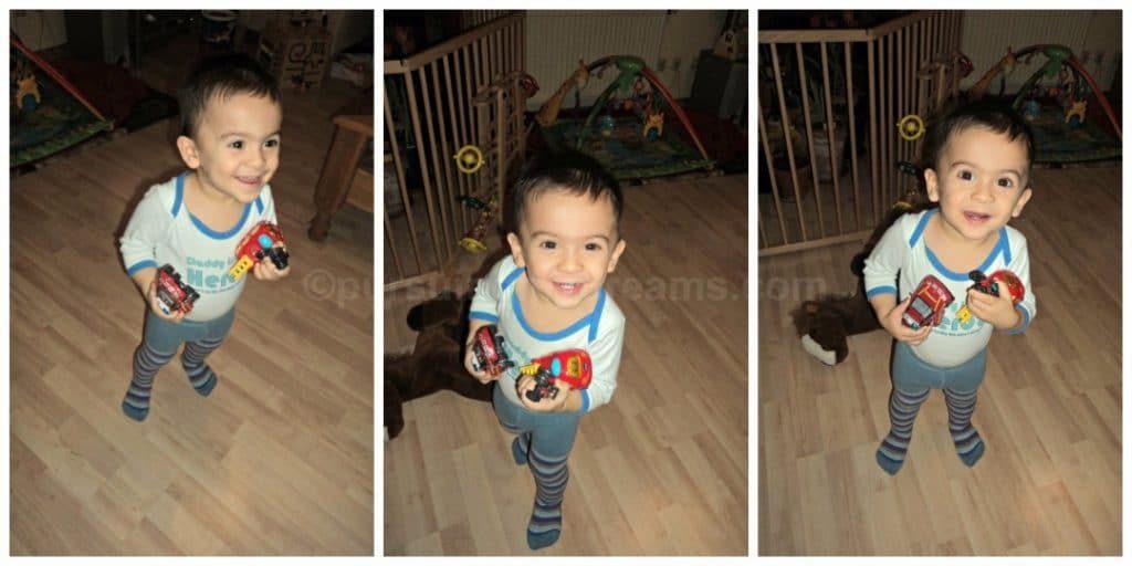 Benjamin dan mobil-mobil kesayangannya