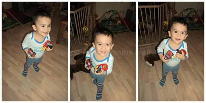 Cerita Benjamin dan Macam-macam Mainannya. Benjamin dan mobil-mobil kesayangannya