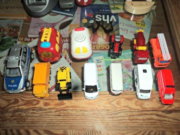 Cerita Benjamin dan Macam-macam Mainannya