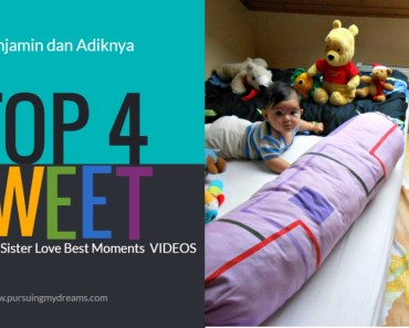 Brother and Sister Love Best Moments - kebersamaan abang dan adik