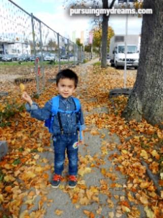Cerita Benjamin Masuk Taman Kanak-kanak