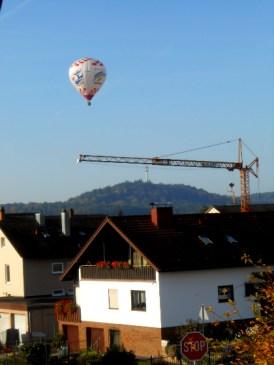 Pengen naik balon udara, mau tahu sensasinya gitu