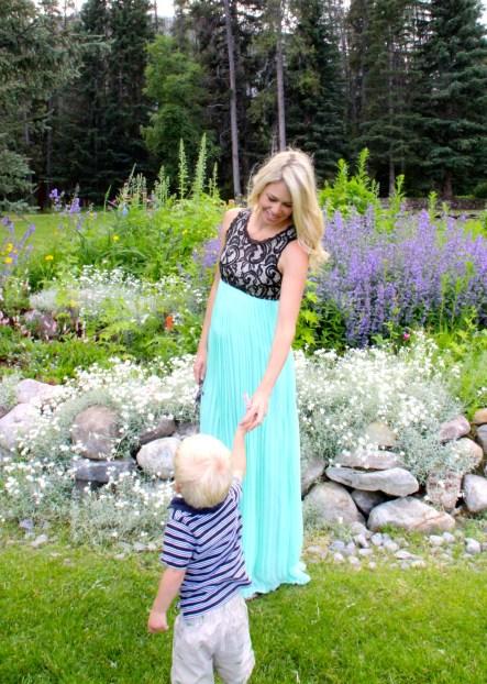 Motherhood Pink Blush Harper's Hats Love