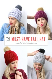 The Must-Have Fall Hat