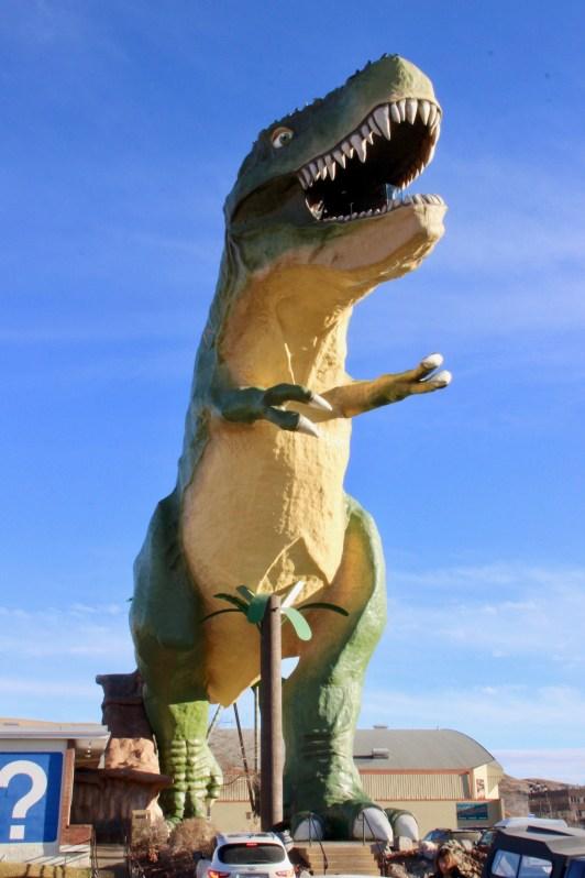 Drumheller, Alberta -Dinosaur Badlands of Canada
