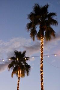 Beautiful Old Scottsdale at night