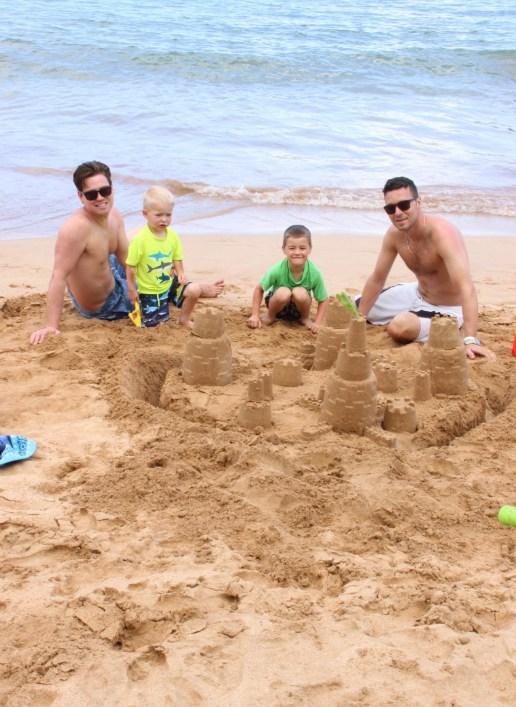 maui beaches for kids