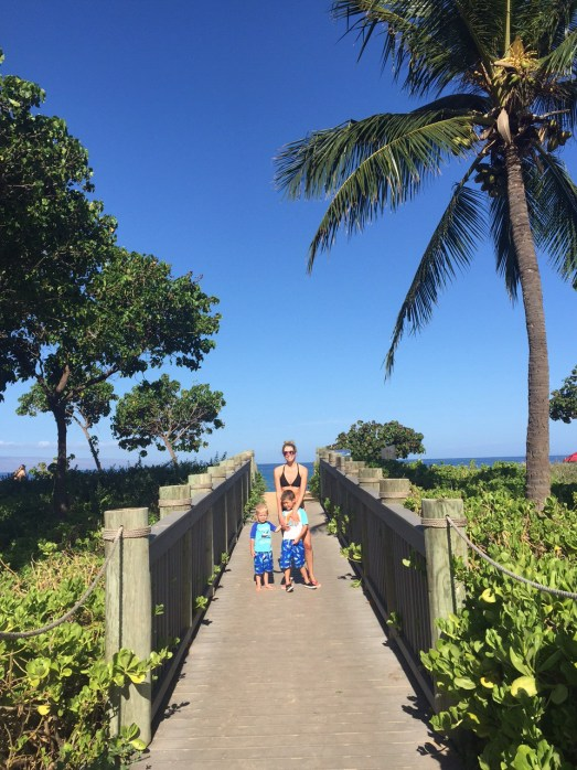 Where to stay and what to do while vacationing in Maui with kids!