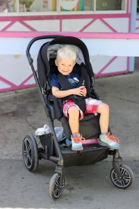 Nuna Stroller Review - baby - toddler must-have
