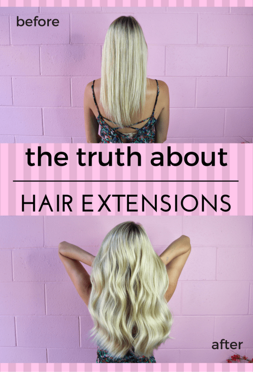 Before & After transformation and all of your Extensions questions answered!