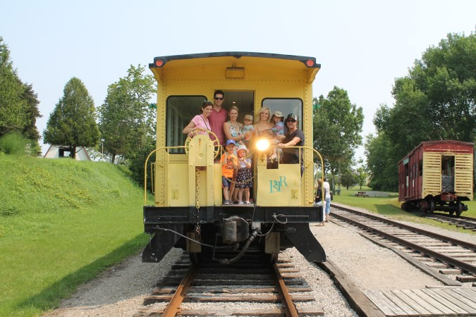 Port Stanley Train - family fun and travel in Ontario