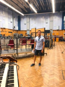 Abbey Road Studios recording session, once-in-a-lifetime bucket list travel excursion in London, England