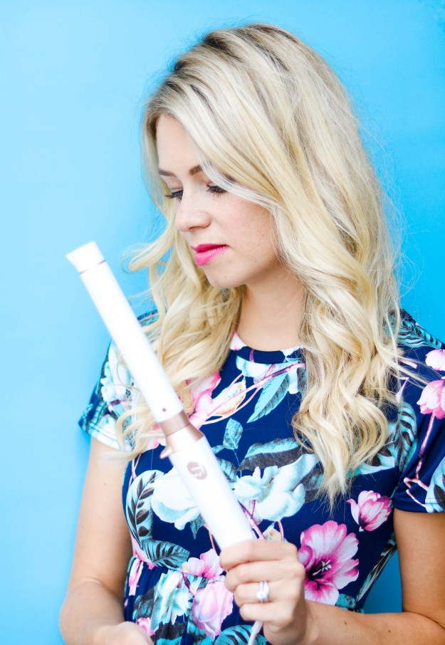 How to curl your hair with the triple T3 Micro Whirl Trio Curling Wand! Youtube Curl comparison tutorial