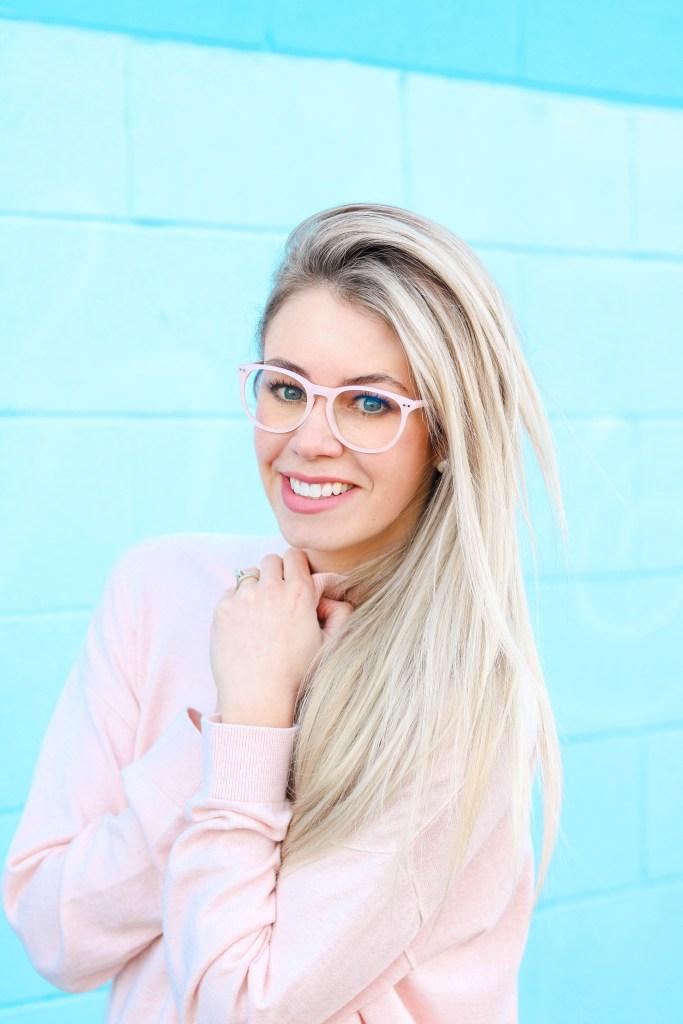 EyeBuyDirect Glasses Try-on