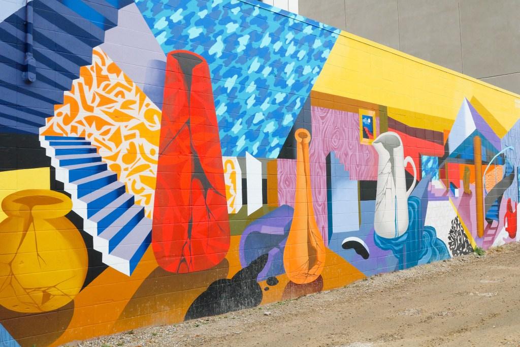 BUMP Instagram Walls in Calgary, Alberta