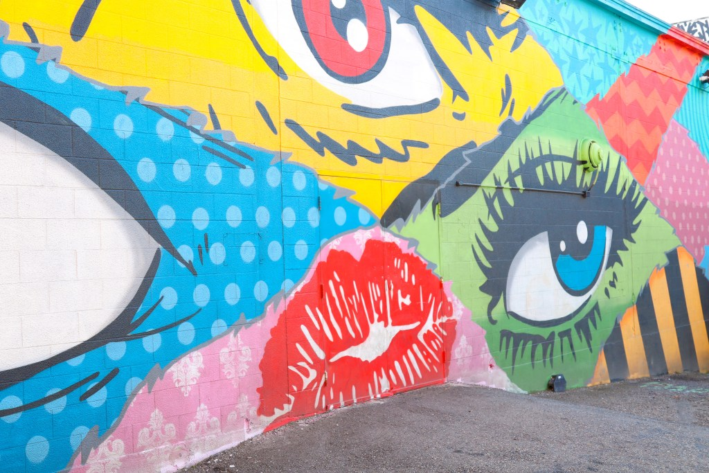 Instagram Walls in Seattle, Washington - Pursuing Pretty