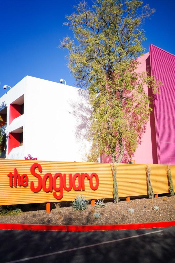 The Saguaro Hotel in Arizona