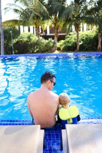 Hotels for families in Cancun