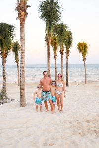 The Grand at Moon Palace in Cancun - a full review on what you need to know to stay with your kids! Mexico travel for families