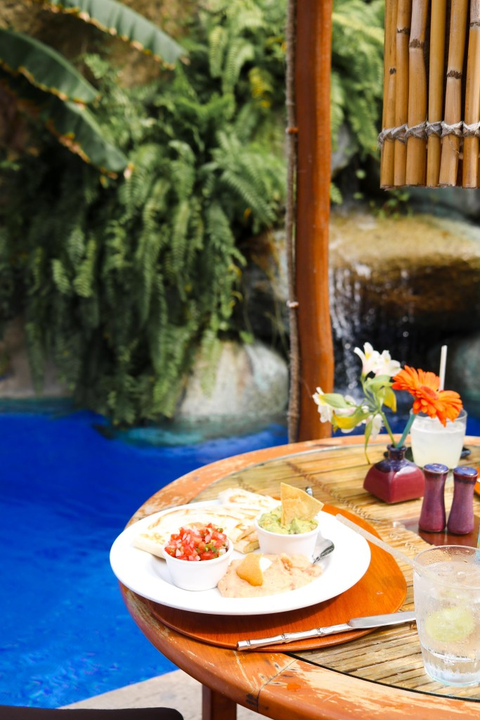 Food at Bachelor in Paradise