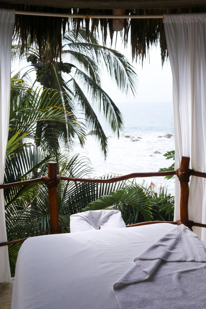 Playa Escondida Spa - Mexican Oasis - beachfront hotel - Sayulita Hotels - Bachelor in Paradise resort