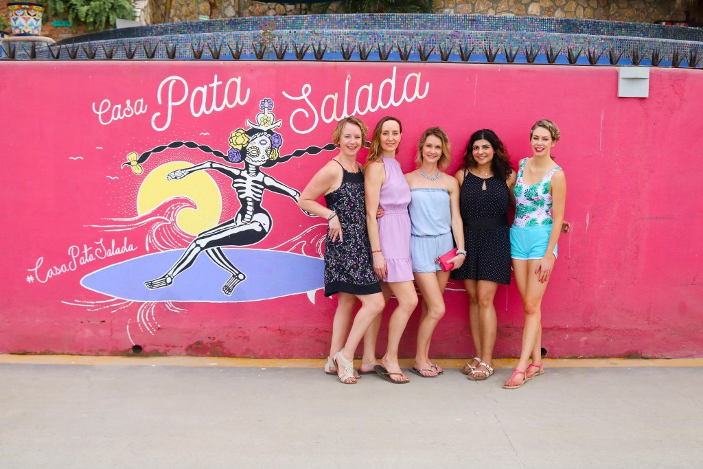 Sayulita Hotels - girls trip - Instagram Walls