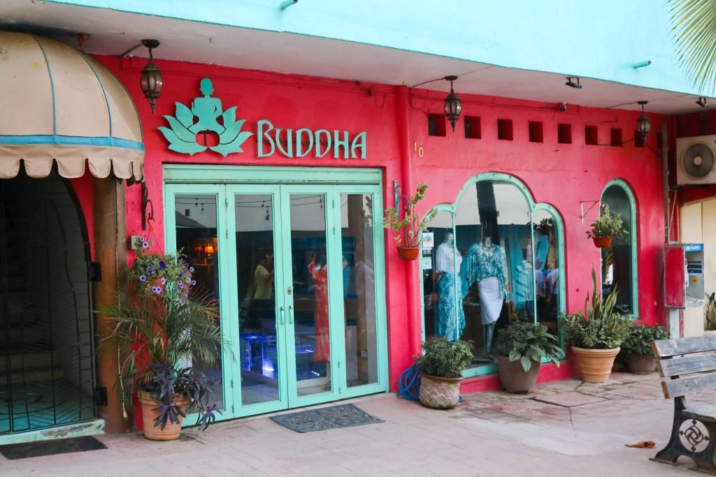 Sayulita Storefronts and Shopping