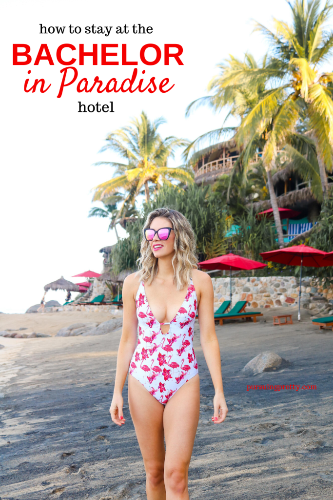 How to Stay at the BACHELOR IN PARADISE hotel in Sayulita, Mexico - Romantic vacation - girls trip #travel #adventuretravel #mexico #travelblogger #bachelorinparadise