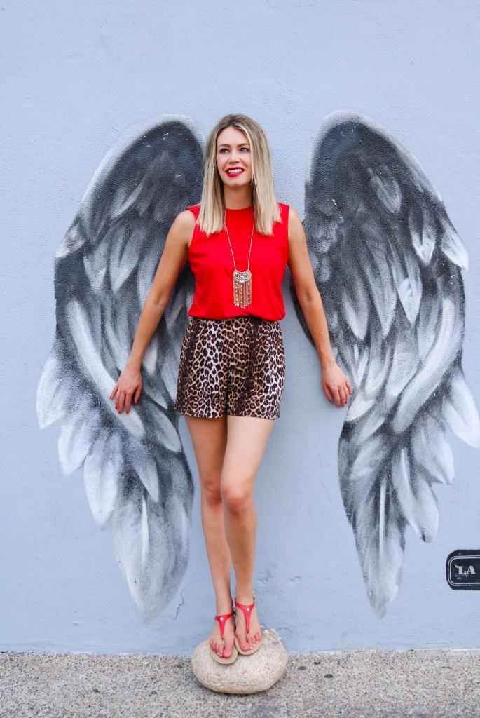 La Vaquita Puerto Vallarta, Angle Wings Wall